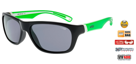 OKULARY GOGGLE E972-3P CAT.3 BLACK/GREEN