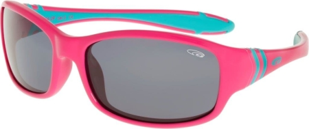 OKULARY GOGGLE E964-2P PINK/BLUE CAT.3