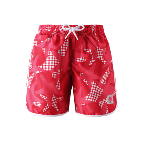 SZORTY REIMA KIDS TAHITI RED 582456-3716