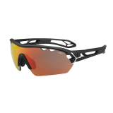 OKULARY CEBE S TRK MONO MAT BLACK ORANGE+CLEAR CBMONOM1
