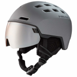 Kask Head RADAR graphite/black