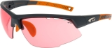 OKULARY GOGGLE E864-2 MATT GREY/ORANGE CAT. 3/1/0