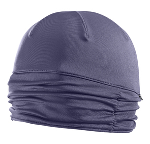 Czapka SALOMON ACTIVE BEANIE W NIGHTSHADE GREY