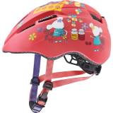 KASK UVEX KID 2 CC CORAL MOUSE MAT