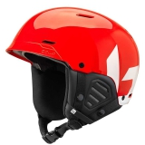Kask Bolle MUTE SHINY RED&WHT