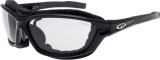 OKULARY GOGGLE T421-1 BLACK/GREY SYRIES T