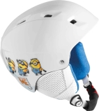 KASK ROSSIGNOL COMP J MINIONS WHITE