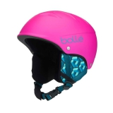 KASK BOLLE B-FREE SOFT NEON PINK