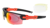 OKULARY GOGGLE E840-5R MATT BLACK CAT. 3/0/0