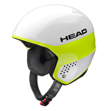 Kask Head STIVOT white/lime/320216/