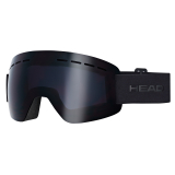 GOGLE HEAD SOLAR BLACK 394407 LENS SMOKE