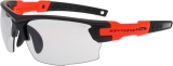 OKULARY GOGGLE E843-4 CAT.1-3 MATT BLACK/ORANGE