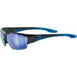 OKULARY UVEX BLAZE III 5306042416 BLACK BLUE