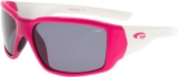 OKULARY GOGGLE E962-4P JUNGLE PINK WHITE
