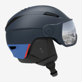 Kask Salomon PIONEER VISOR /Dress Blue/Silver