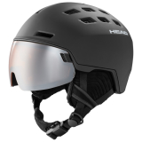 Kask Head RADAR black + SL