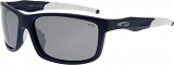 OKULARY GOGGLE E363-5P MATT NAVY BLUE/WHITE CAT.3