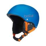 Kask Bolle B-FREE MATTE BLUE ANIMALS
