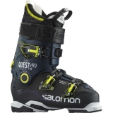 Buty Salomon Quest Pro 110 BLACK/DARK BLUE